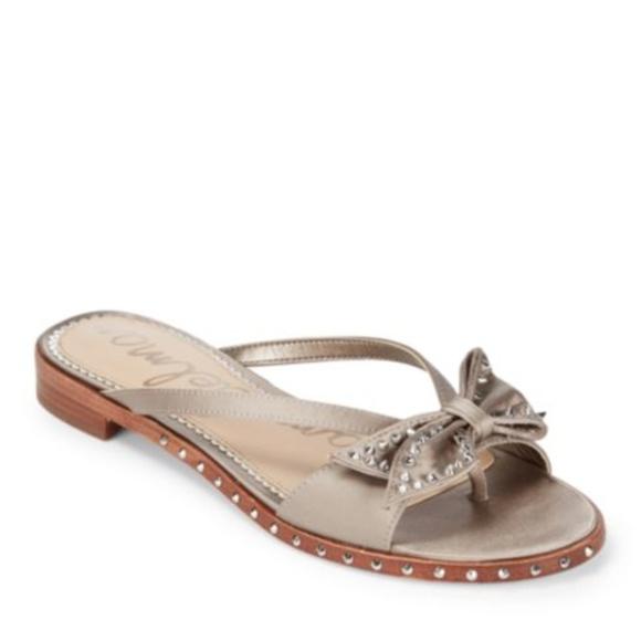 93ba139c15b8 Sam Edelman Womens Sandals Slides